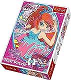 Trefl - 17254 - Puzzle - Winx Club - La magie est en vous - 60 Pièces