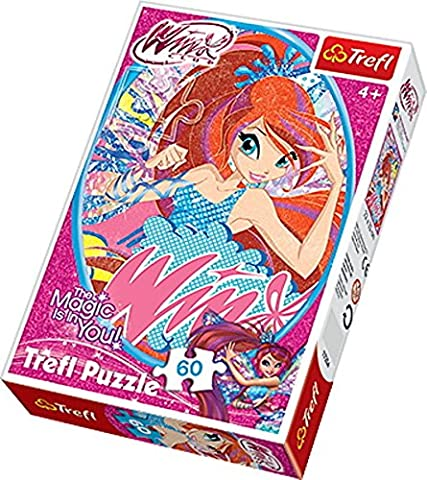 Trefl Winx Club The Magic Is In You Puzzle (60 Pieces) (The Winx C)
