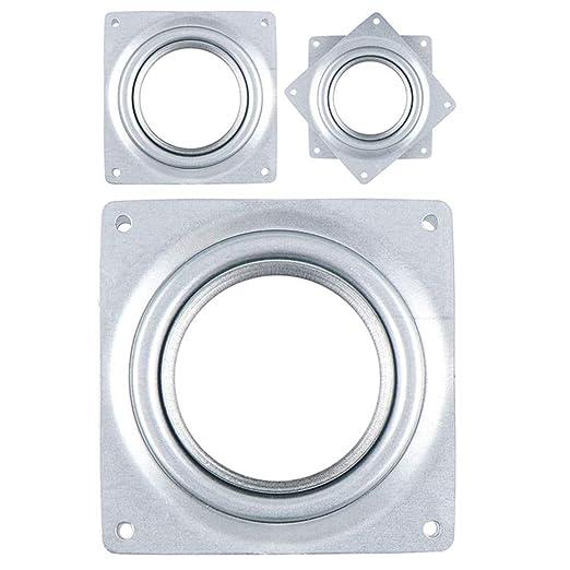 Rodamientos giratorios de metal para mesa giratoria de 3 piezas ...