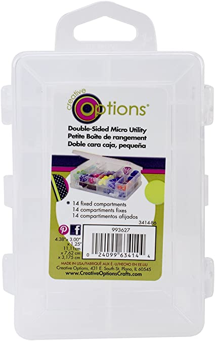 Creative Options 5315 Thread Organizer Natural
