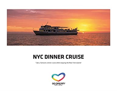 Amazon.com: Romantic Dinner Cruise for Two in New York Experience ...