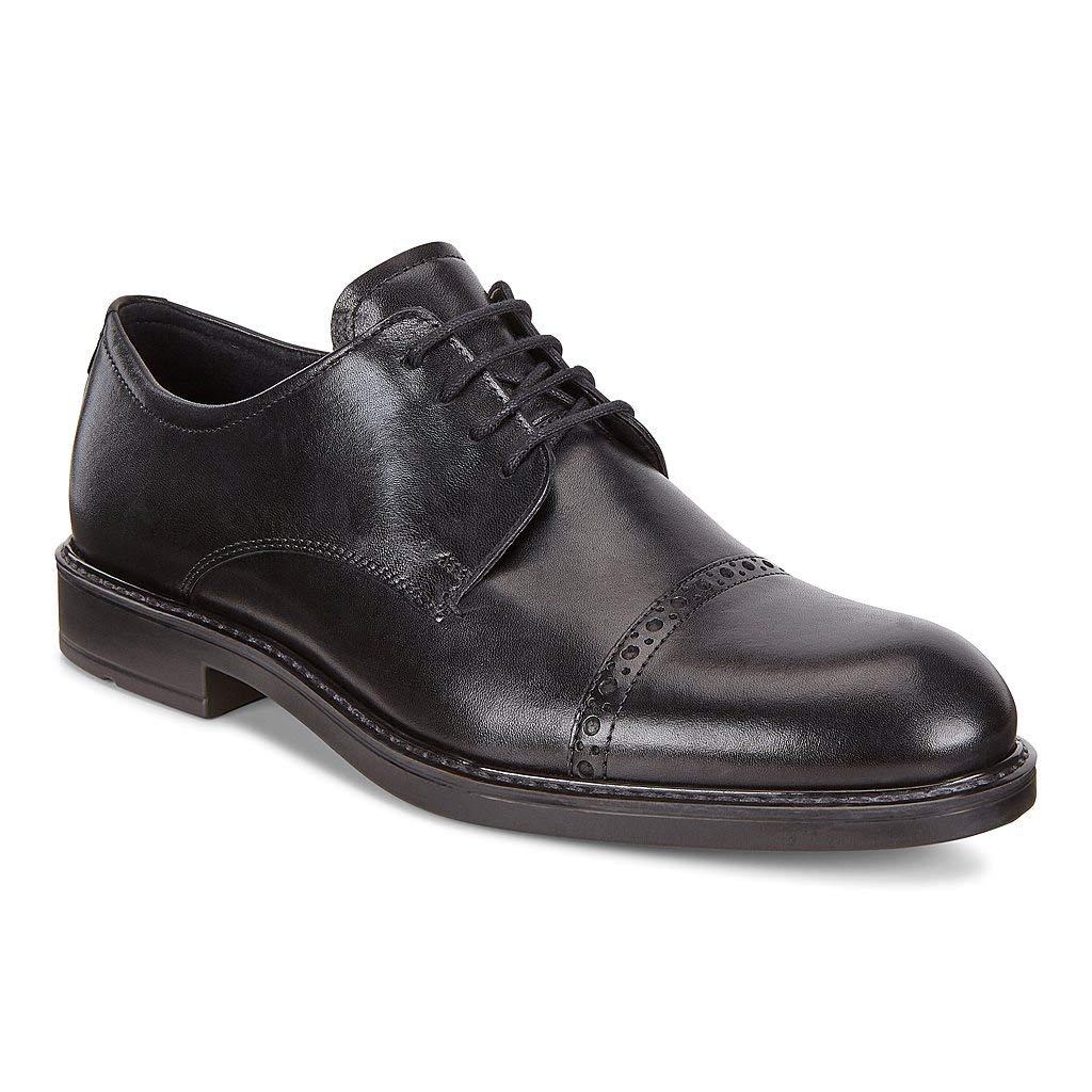 Noir (noir 1001) ECCO Vitrus III, III, Derbys Homme  direct usine