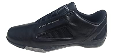 a699f73760b34f ... men racing shoes black red z85m8486 375c0 0f0ef  czech adidas mens porsche  design drive athletic ll 2 trainer g64661 black leather 8.5uk a9ab7