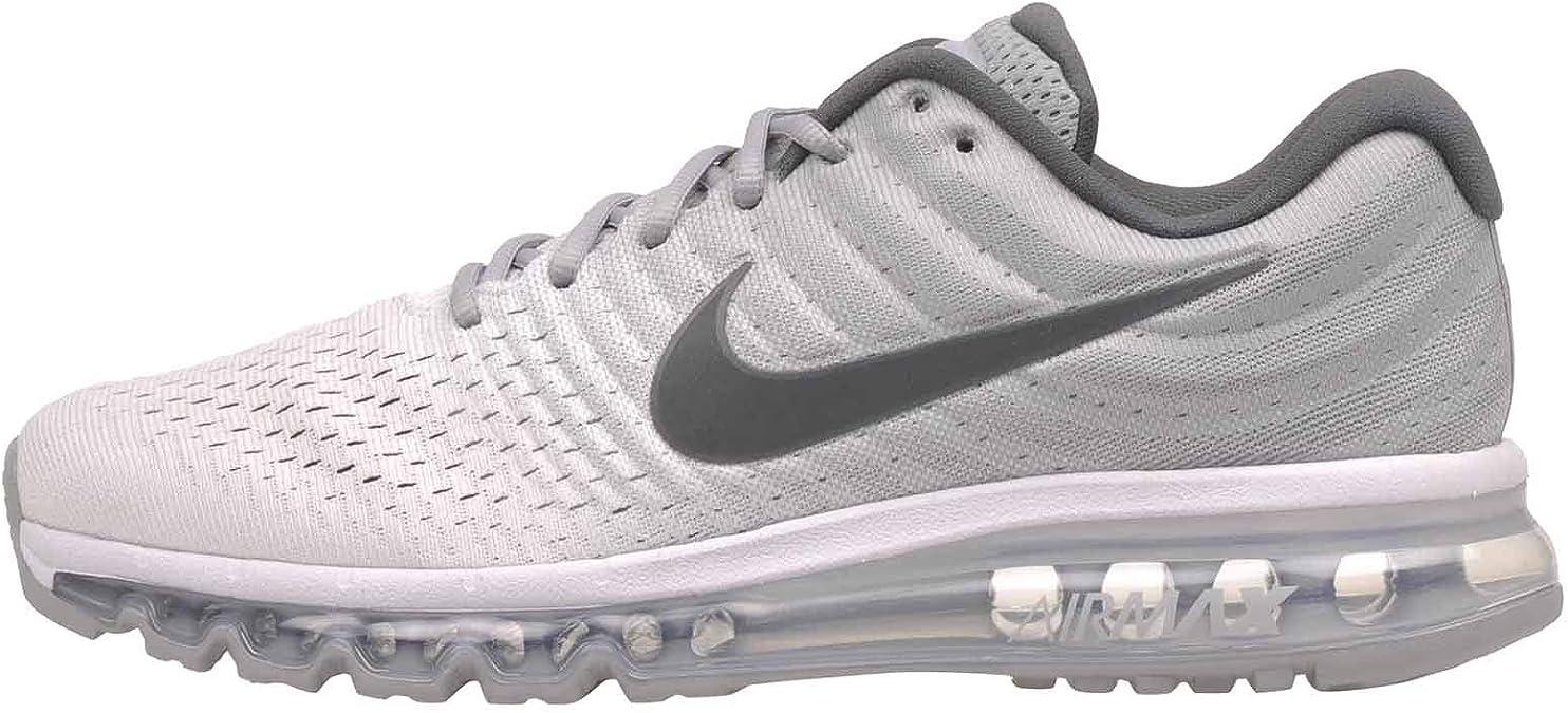 Nike Air MAX 2017_849559-004 Tenis para Correr para Hombre