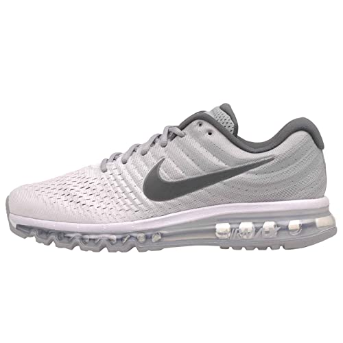Nike Air Max 2017 WhiteDark Grey 849559 101 (12.5)