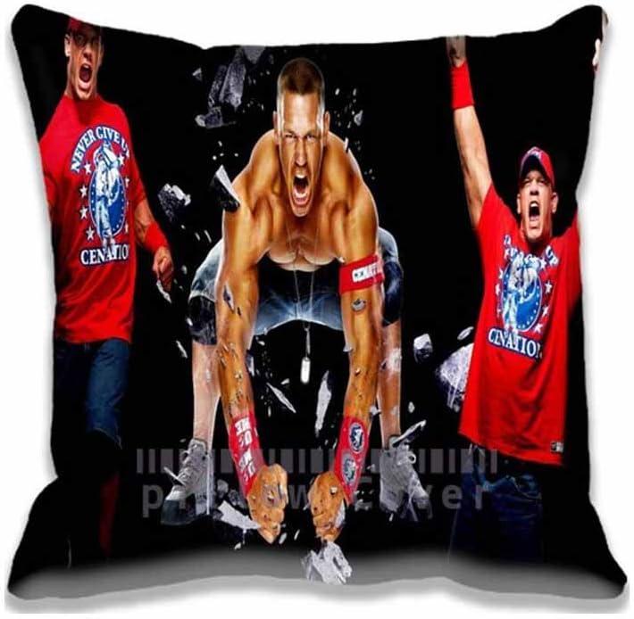 Custom Pillowcase John Cena Cotton