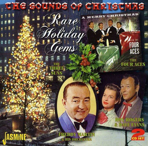 The Sounds Of Christmas - Rare Holiday Gems [ORIGINAL RECORDINGS REMASTERED] 2CD SET (Gems Christmas)