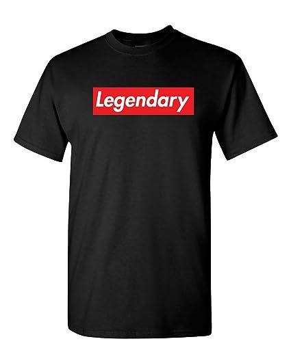0b3045c57e65 Amazon.com: Legendary Box T Shirt, Supreme Legendary t Shirt: Clothing