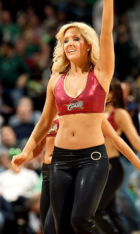uk availability 0a1a0 988e6 Amazon.com  Cleveland Cavaliers Cheerleaders  Appstore for Android