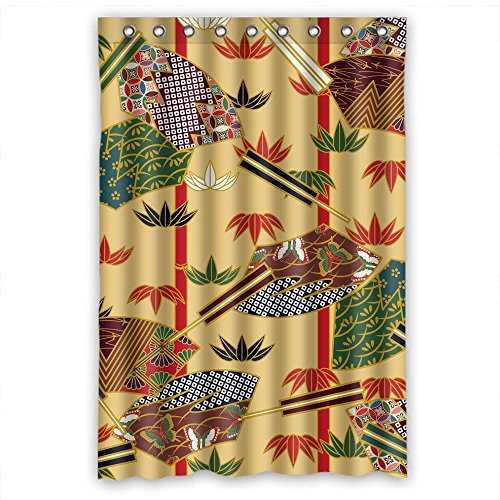 Price comparison product image MaSoyy Shower Curtains Width X Height / 48 X 72 Inches / W H 120 By 180 Cm(fabric) Nice Choice For Couples Custom Him Family Her. Easy Care Bamboo Forest Polyester