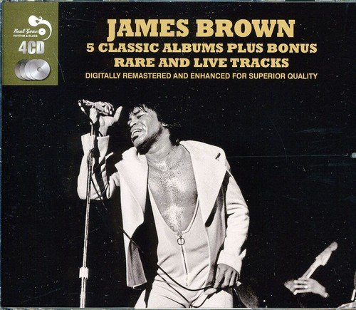 James Brown - 5 Classic Albums - James Brown - Zortam Music