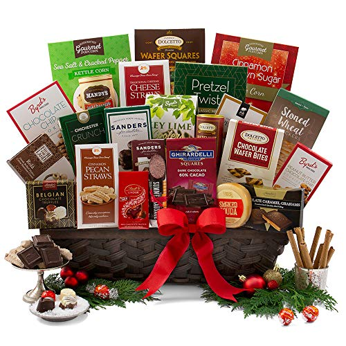 The Corporate Show StopperTM Christmas Gift Basket
