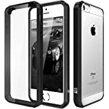Elv Back Cover for Apple iPhone 6S/ iPhone 6 (Black)