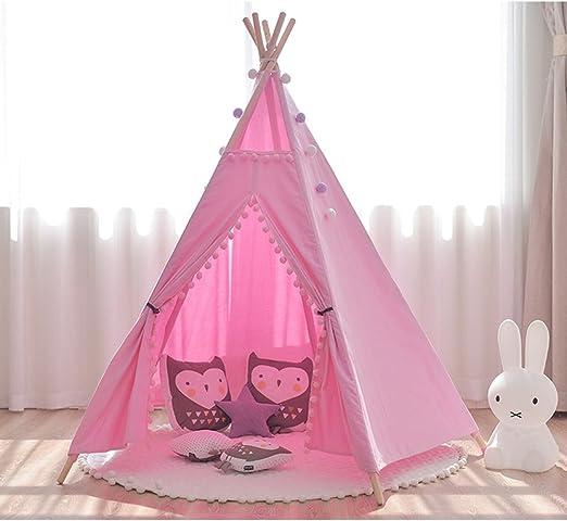 QAR Tienda de campaña para niños Casa Niña Decoración ...