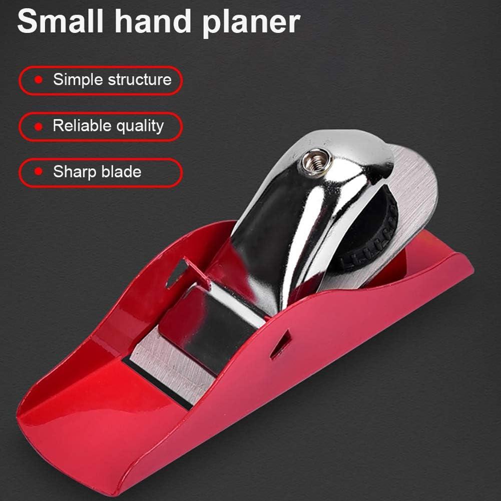 LAOOWANG Mini Hand Hobel Stahl Hobel DIY Holzbearbeitungswerkzeug Bank Flugzeugschneider Zimmermann