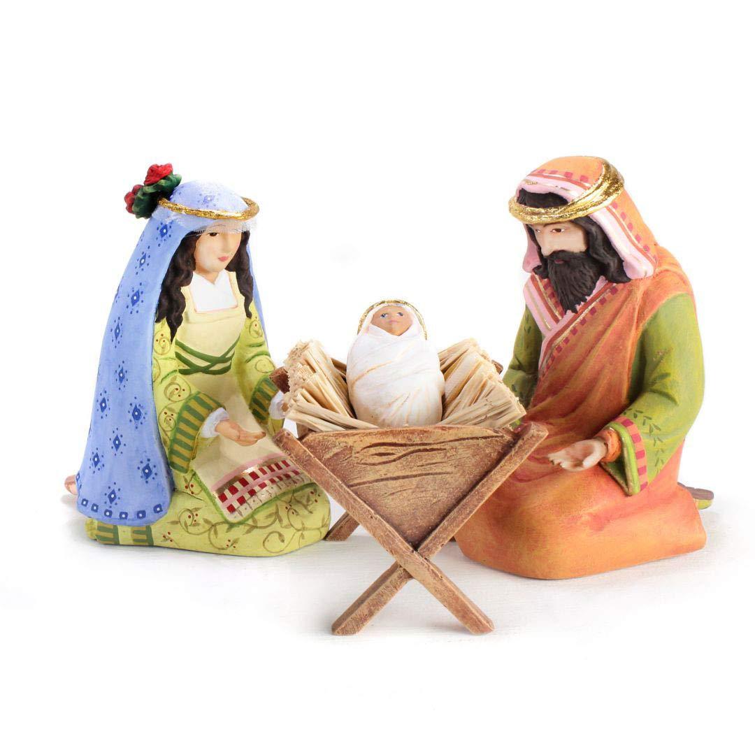Holy Family, Set of 4, 09-07181