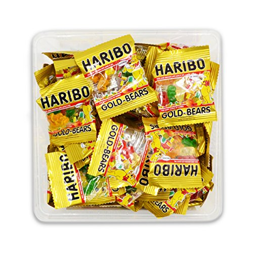 Haribo Goldbears Minis, 72-Count, 1 Pound 9.4 oz  Original Bears in mini bags by Haribo (Image #8)