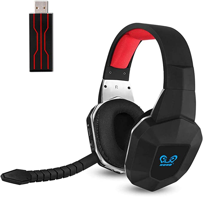 PS4 Wireless Gaming Headset
