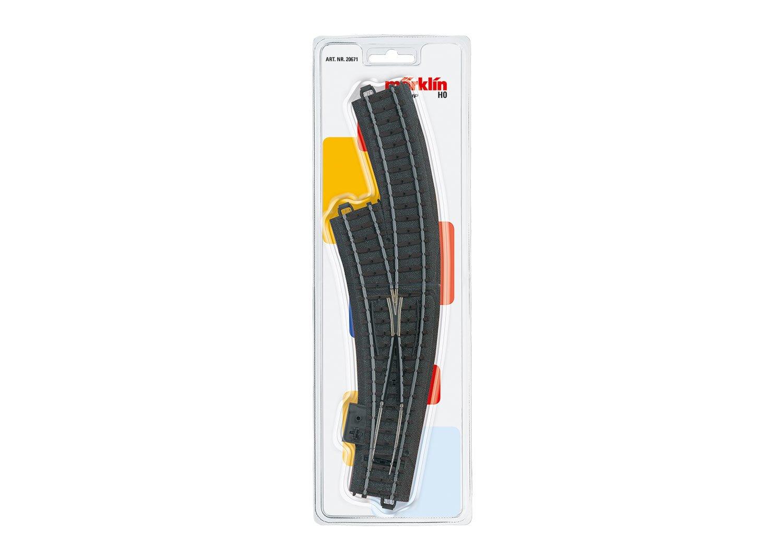 Märklin 20671 Rastrear parte y accesorio de juguet ferroviario - partes y accesorios de juguetes ferroviarios (Rastrear, 1 pieza(s))