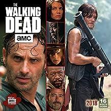 AMC The Walking Dead® 2018 Wall Calendar (CA0170)