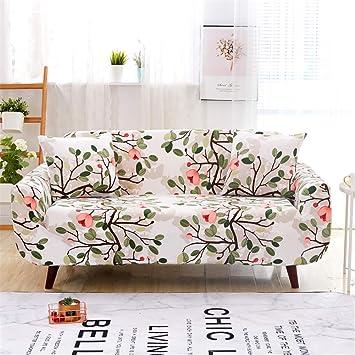 Amazon.com: Nordmiex - Funda de sofá elástica con 2 fundas ...