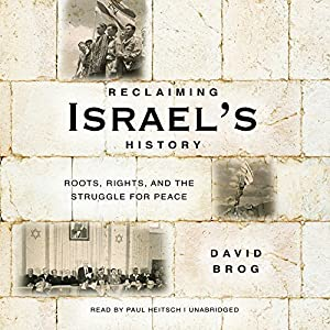 Reclaiming Israel's History Audiobook