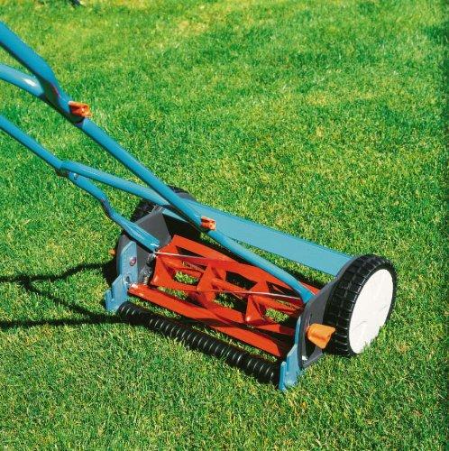 Gardena 4023 15 Inch Silent Push Reel Lawn Mower 380 Cheap For Month