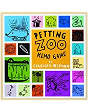 Christoph Niemann - Petting Zoo Memo Game