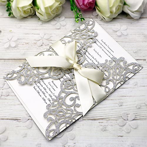 Cheap pocketfold wedding invitations _image3