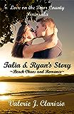 Talia & Ryan's Story: Beach Chaos and Romance (Love on the Door County Peninsula Book 1)