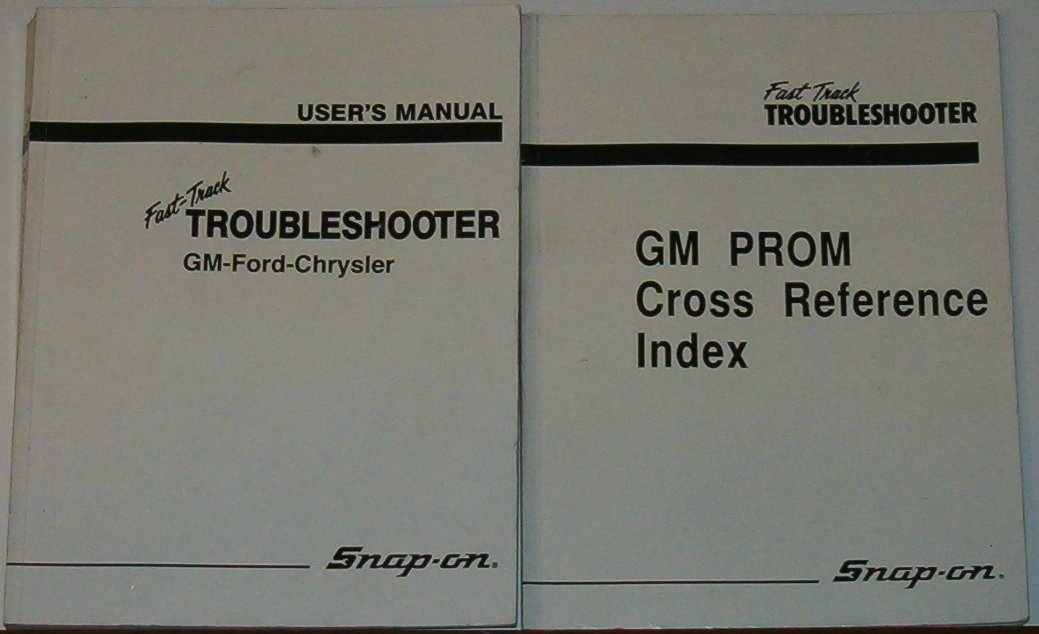 gm prom cross reference index