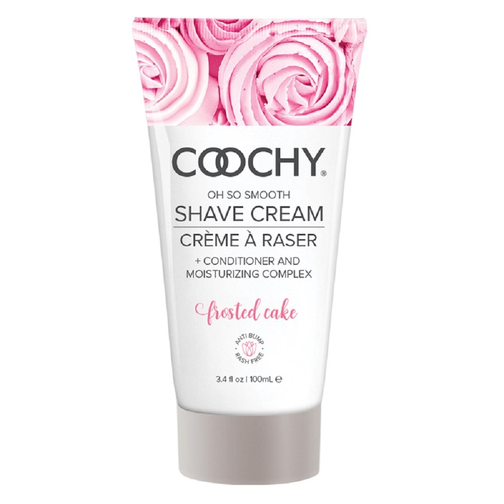 Coochy Shave Cream Frosted Cake - 3.4 oz