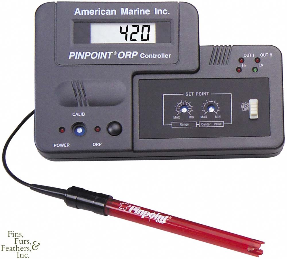American Marine PINPOINT ORP/REDOX Controller