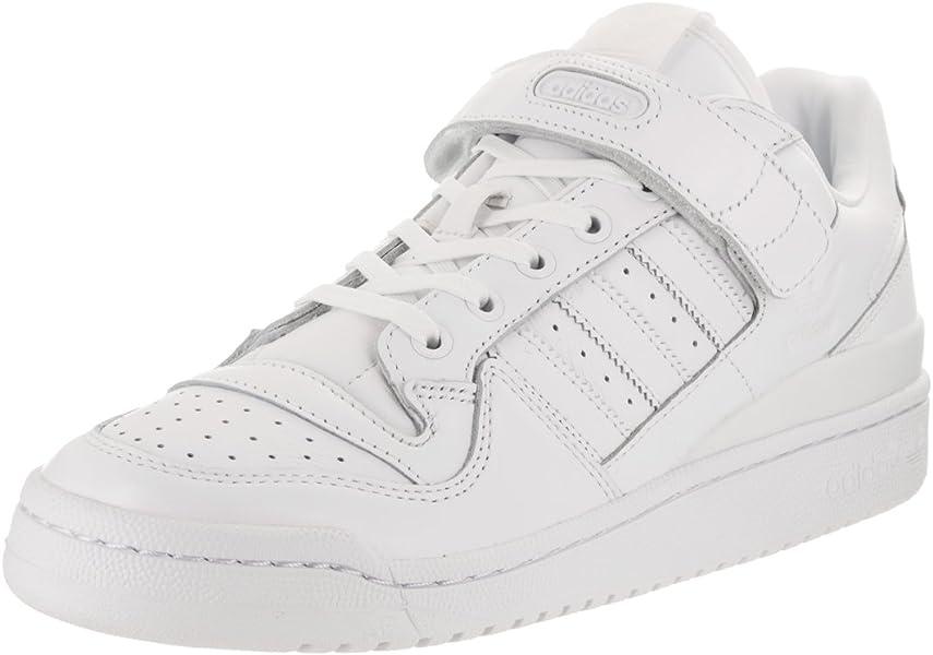 huge selection of bd737 7ca99 Adidas Mens Forum Lo Refined Originals Casual Shoe Amazon.ca Shoes   Handbags