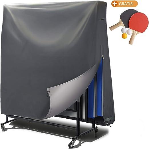 Funda protectora para mesa de ping pong-Revestimiento de PVC ...