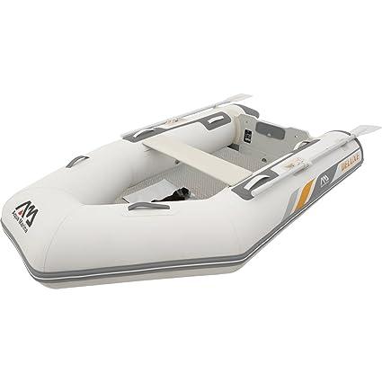 Amazon Com Aqua Marina Bt 88850al Deluxe Inflatable Speed Boat 9 1