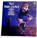 Topol in Fiddler on the Roof [ Original London Cast LP Vinyl 1967 ]