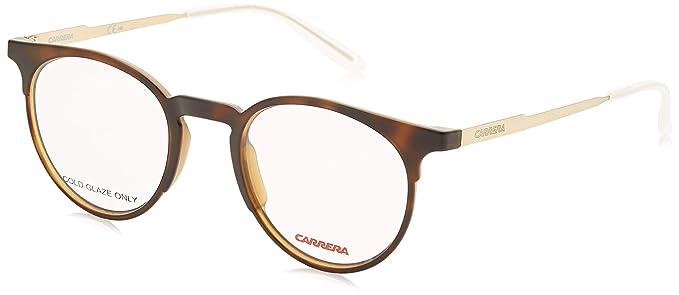 f55ef6a71c2 Amazon.com  Carrera 6665 Eyeglass Frames CA6665-00KS-4721 - Havana ...