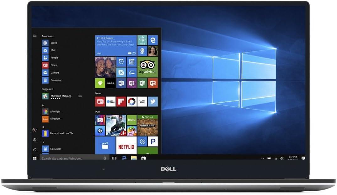 Dell XPS 15 9560 4K UHD TOUCHSCREEN Intel Core i7-7700HQ 32GB RAM 512GB SSD Nvidia GTX 1050 4GB GDDR5 Windows 10 Professional (Renewed)