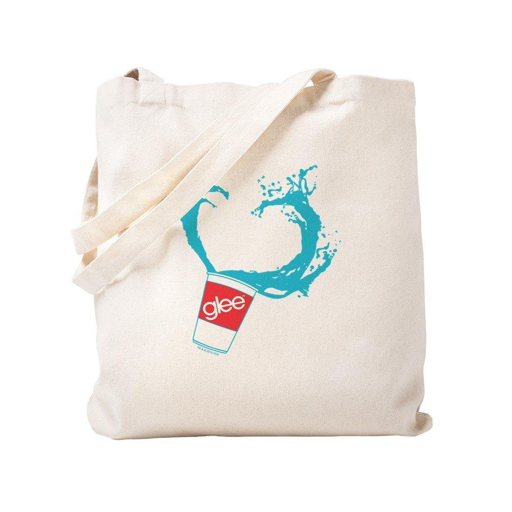CafePress – Glee Slushie – ナチュラルキャンバストートバッグ、布ショッピングバッグ S ベージュ 1586907153DECC2 B0773QPVVT  S