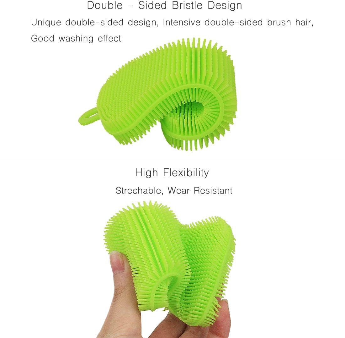 Amazon.com: Kilofly Magic - Juego de esponjas de silicona ...