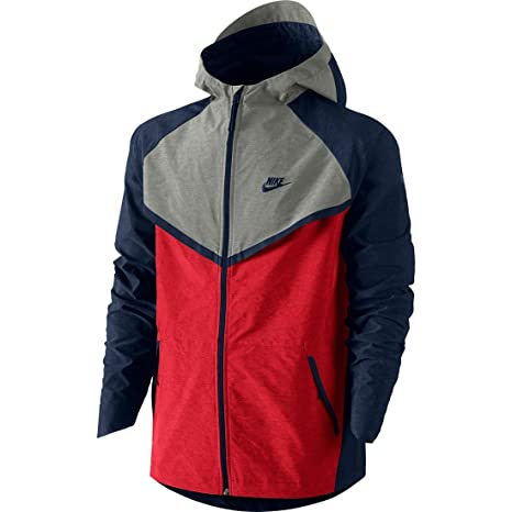 Sportiva Lt Uomo Windrunner Bonded Nike Giacca Multicolore BRUqHnWOxw