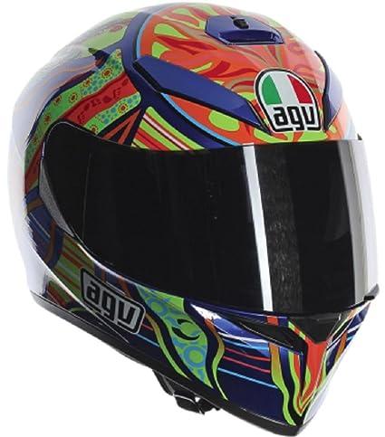 AGV K3 SV Helmet - Five Continents (XX-Large)
