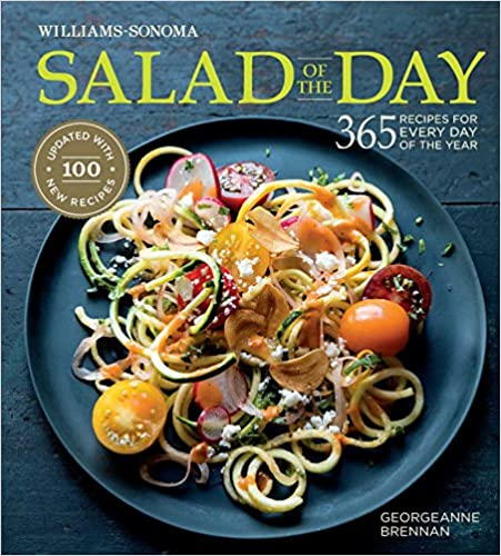 Click to Order Salad of the Day Cookbook