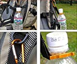 Buckle Bottle - Water Bottle Buckle - Free shipping 1pc camping Carabiner Water Bottle Buckle Hook Holder Clip For Camping Hiking survival Traveling tools #1219 B1 (Random)
