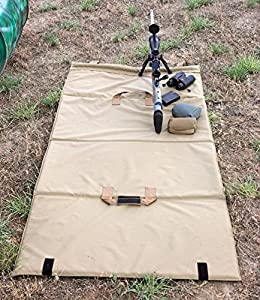 Crosstac Precision Range Shooting Mat Review