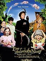 Filmcover Eine zauberhafte Nanny - Knall auf Fall in ein neues Abenteuer