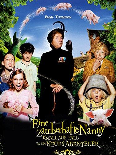 Eine zauberhafte Nanny - Knall auf Fall in ein neues Abenteuer Film