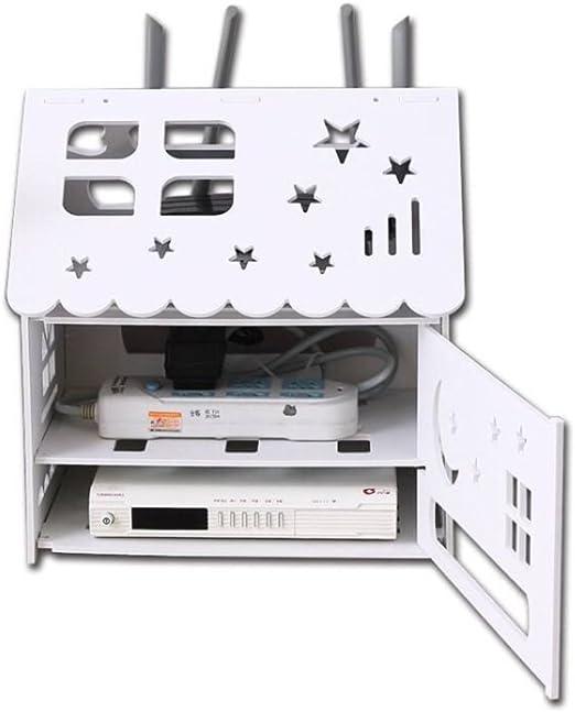 Caja de Almacenamiento para Router WiFi, Caja de Almacenamiento ...