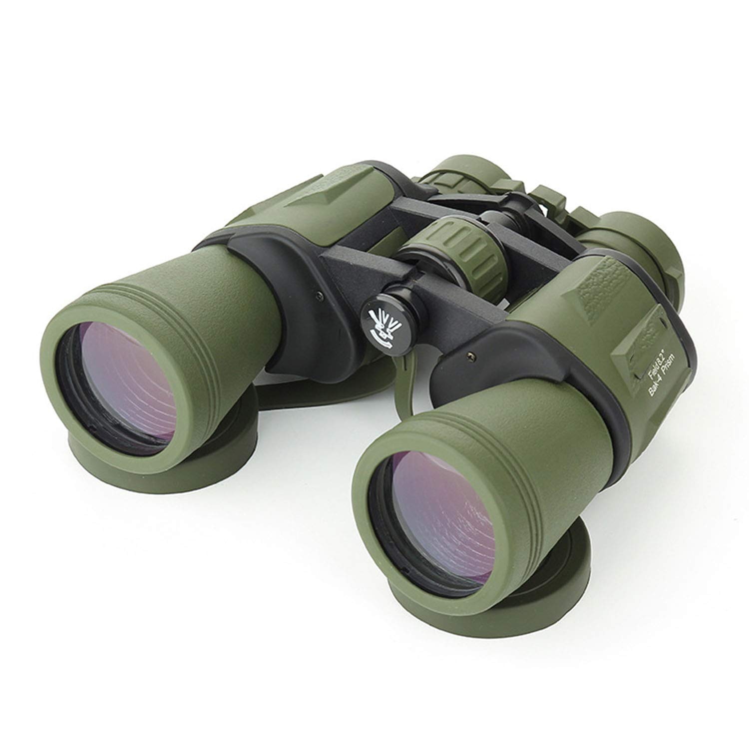 YAMADIE 20X50 High-Definition Telescope Outdoor Travel Concert Large Eyepiece Central Focus Green by YAMADIE